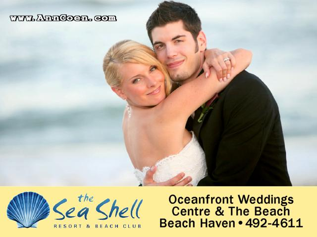 Sea Shell Oceanfront Weddings