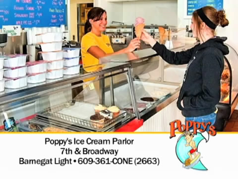 Poppy's Ice Cream Parlor June 2010